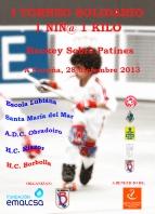 cartel I Torneo Solidario