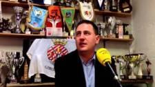 Sergio, en su etapa en el Girona