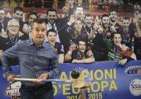 Barcelona . Entrevista a Toni Miró. Manager esportiu del FC Barcelona d'hoquei sobre patins.