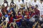 La Selección de Chile, campeona en 2006