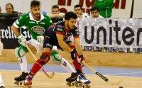 23 noviembre 2014 / 27 mayo 2015 Hockey Patines Liga Europea Temporada 2014-2015 Liceo-F. Dei Marmi 7-8